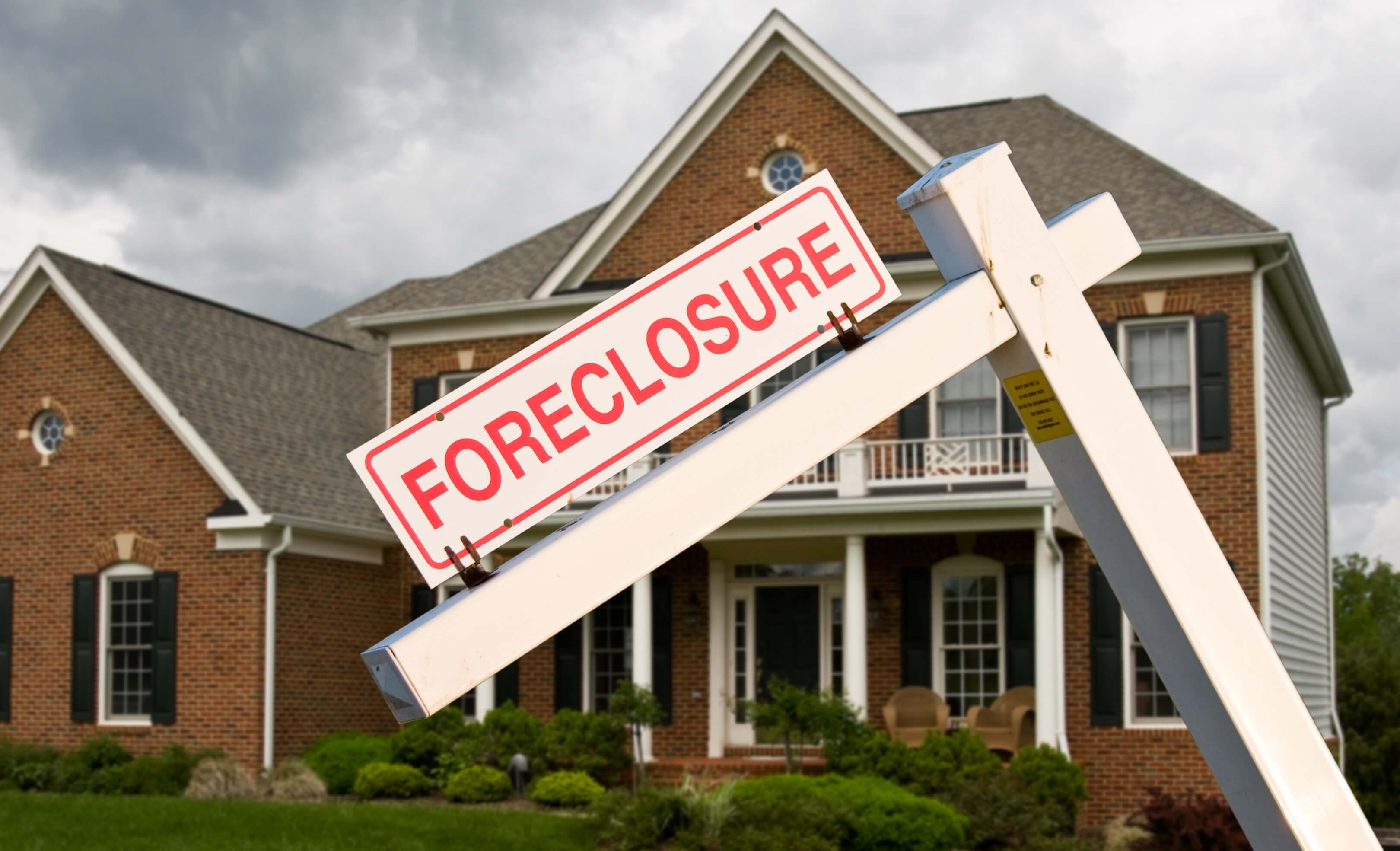 Mortgage loan to prevent foreclosure