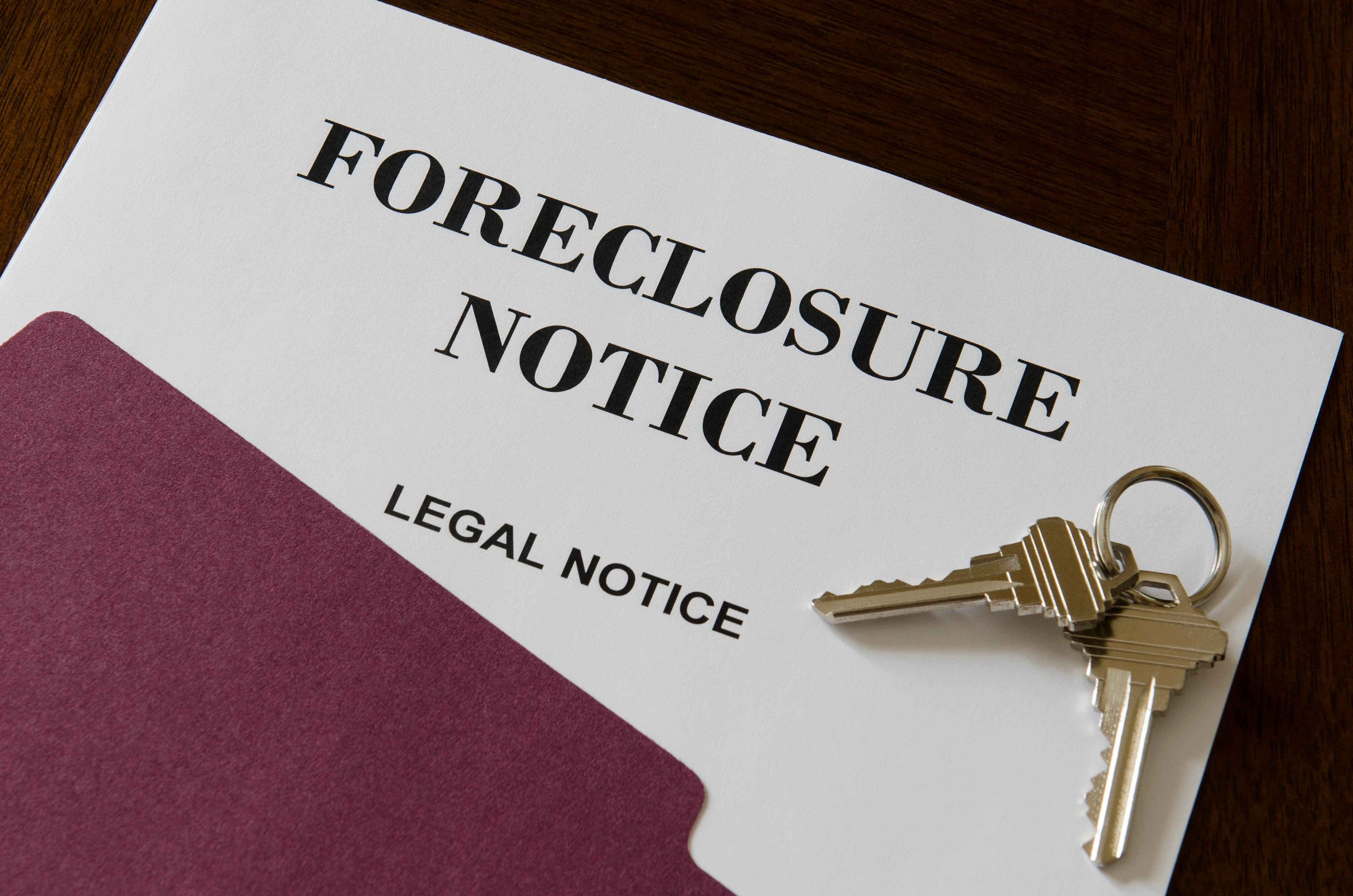 Can You Prevent Home Foreclosure with a Mortgage Loan?