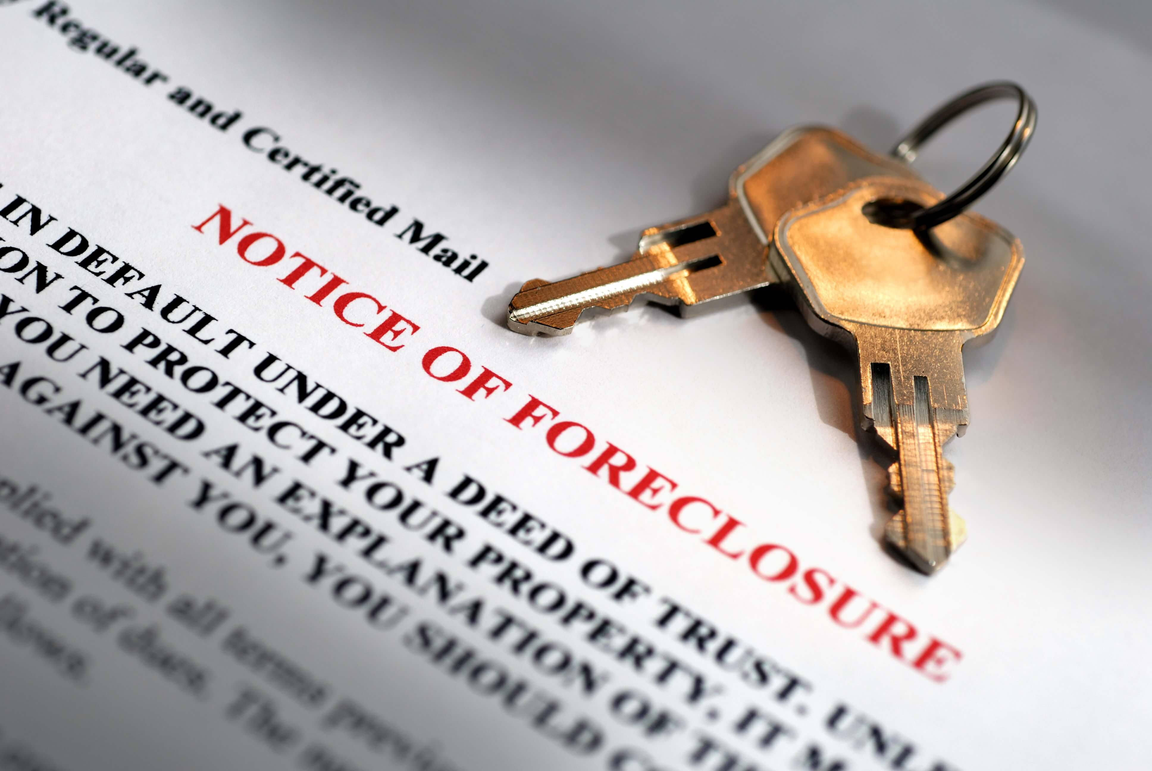 Your Foreclosure Fears Explained & How a Mortgage Loan Can Help